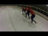Промо-ролик Голландской команды по шорт-треку к Олимпиаде в Сочи